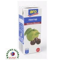 Нектар ARO Яблоко, 0,2 л