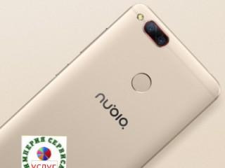 Неанонсированный ZTE Nubia Z17 появился на официальном сайте