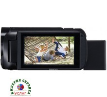 Canon LEGRIA HF R88, Black цифровая видеокамера