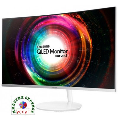 Samsung LC32H711QEI, Metal Grey монитор